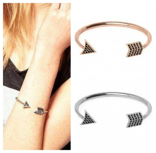 The arrow bangle
