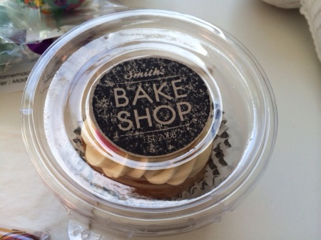 Yummy cupcakes from Smith's bake shop