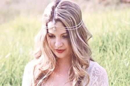 The Silver River Headpiece