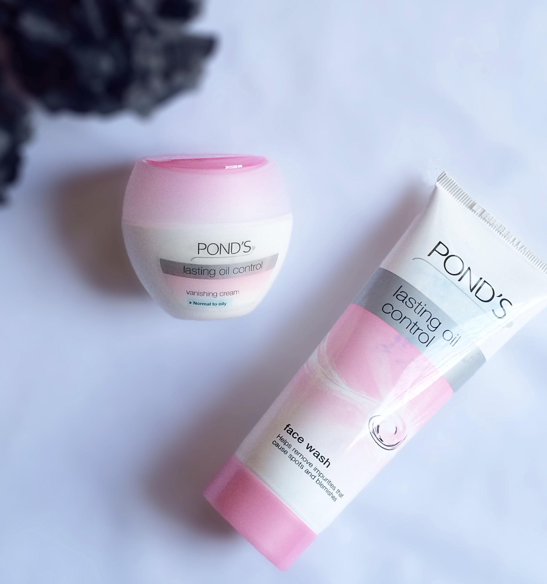 ponds face cream review